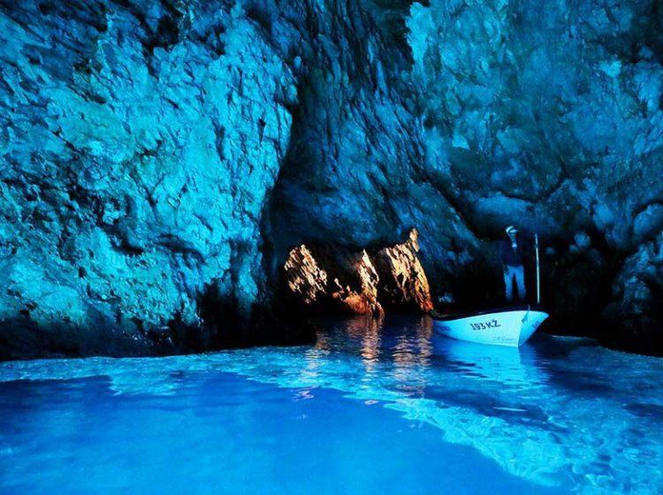 Blue Cave 5 Islands Tour